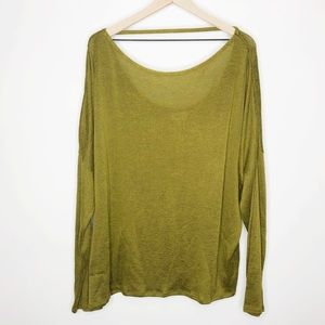 ✨Old Navy Olive Green Tunic Top sz XXL